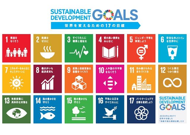 SDGsを学ぼう~人類の生存戦略の到達点~